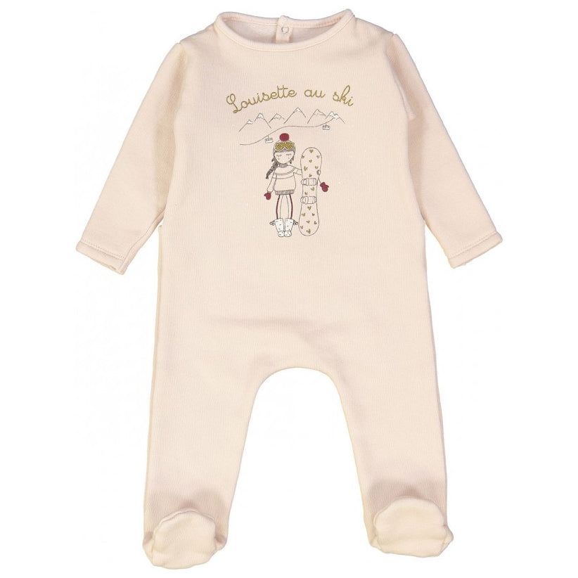 Moon Pyjamas, Light Pink