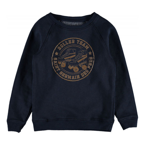 James Sweater, Navy