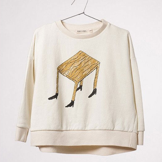 WANDERING DESK SWEATSHIRT