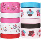 HipGirl Grosgrain Ribbon Collection Value Pack