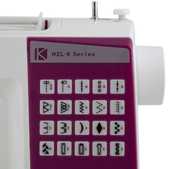 Juki HZL K65 BRAND NEW MODEL Computer Controlled Household Sewing Machine