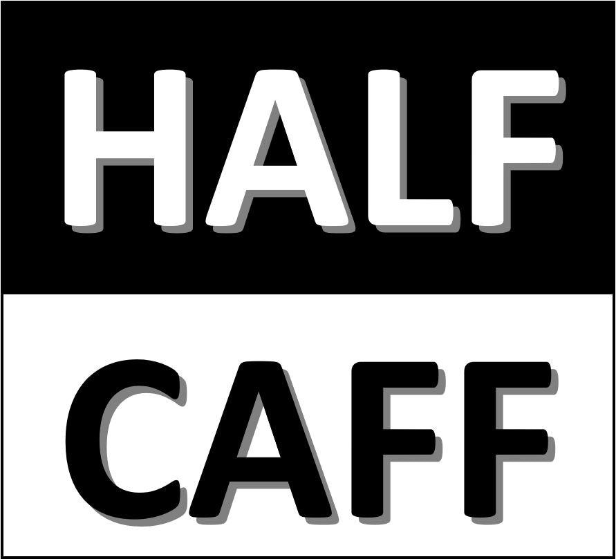 Half Caff - Sidewalk Blended Coffee - Sidewalk Coffee - freshly roasted coffee - online or wholesale