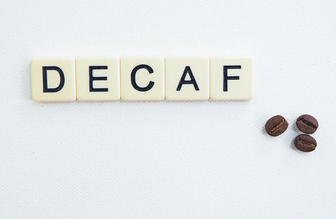 Decaffeinated coffee 1kg - mountain water process.