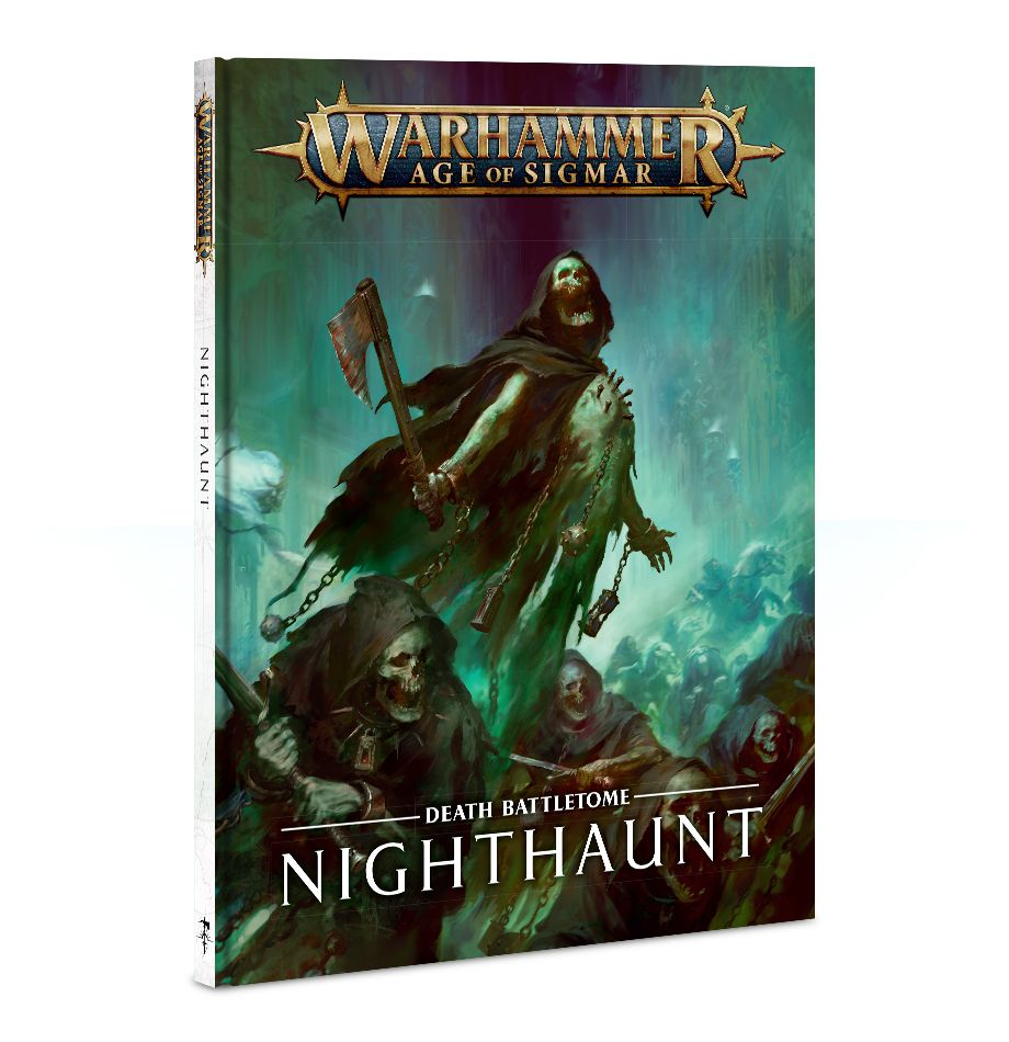 Battletome: Nighthaunt
