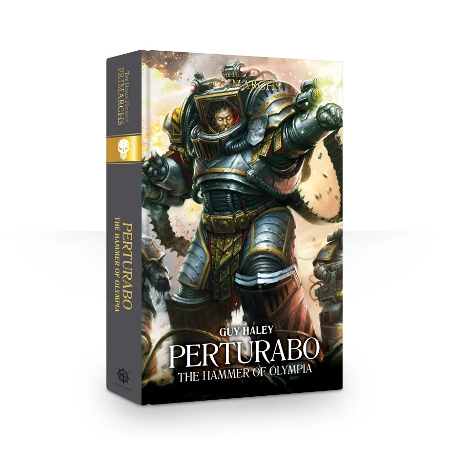 Perturabo: The Hammer of Olympia. Book 4 (Hardback)