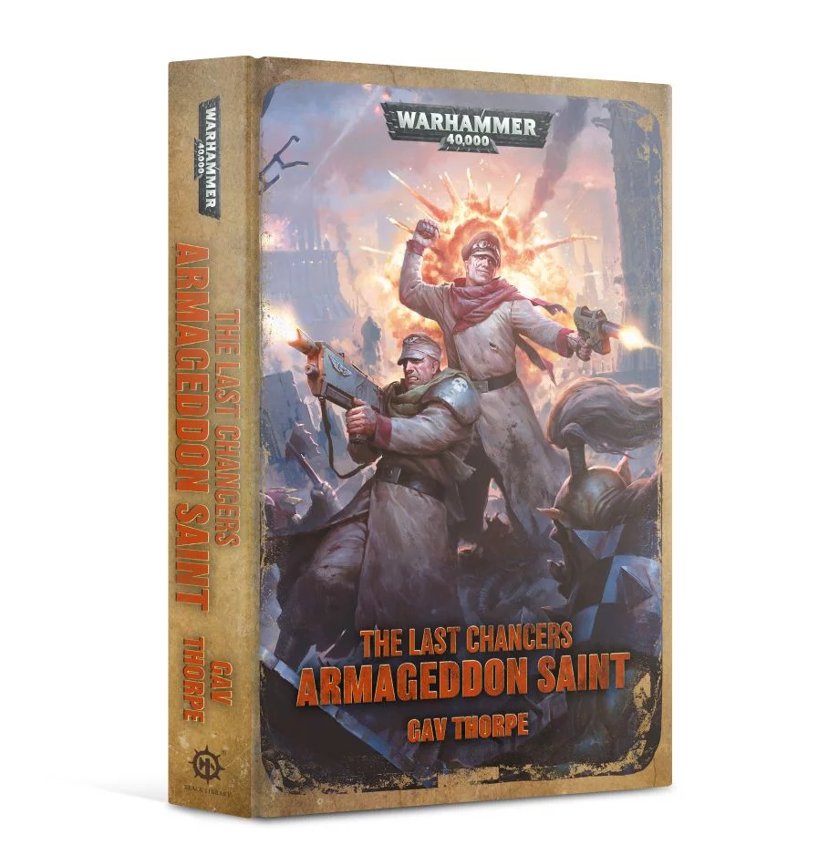 The Last Chancers: Armageddon Saint (Hardback)