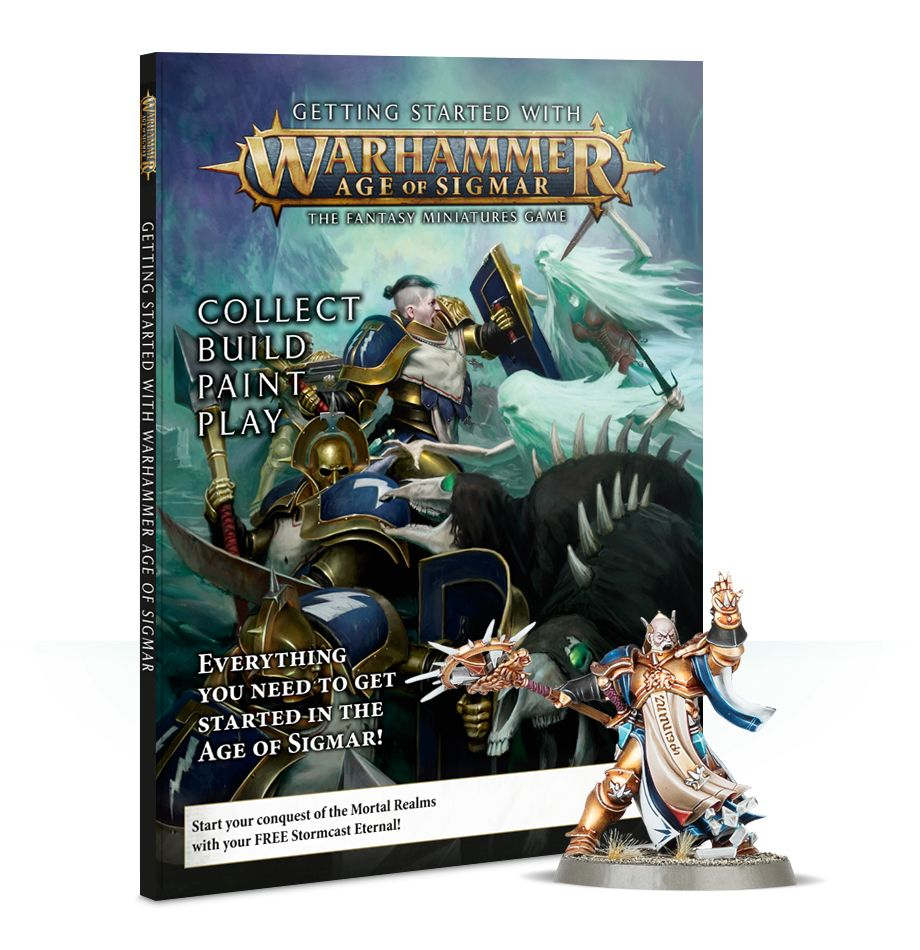 Getting Started With Warhammer Age of Sigmar