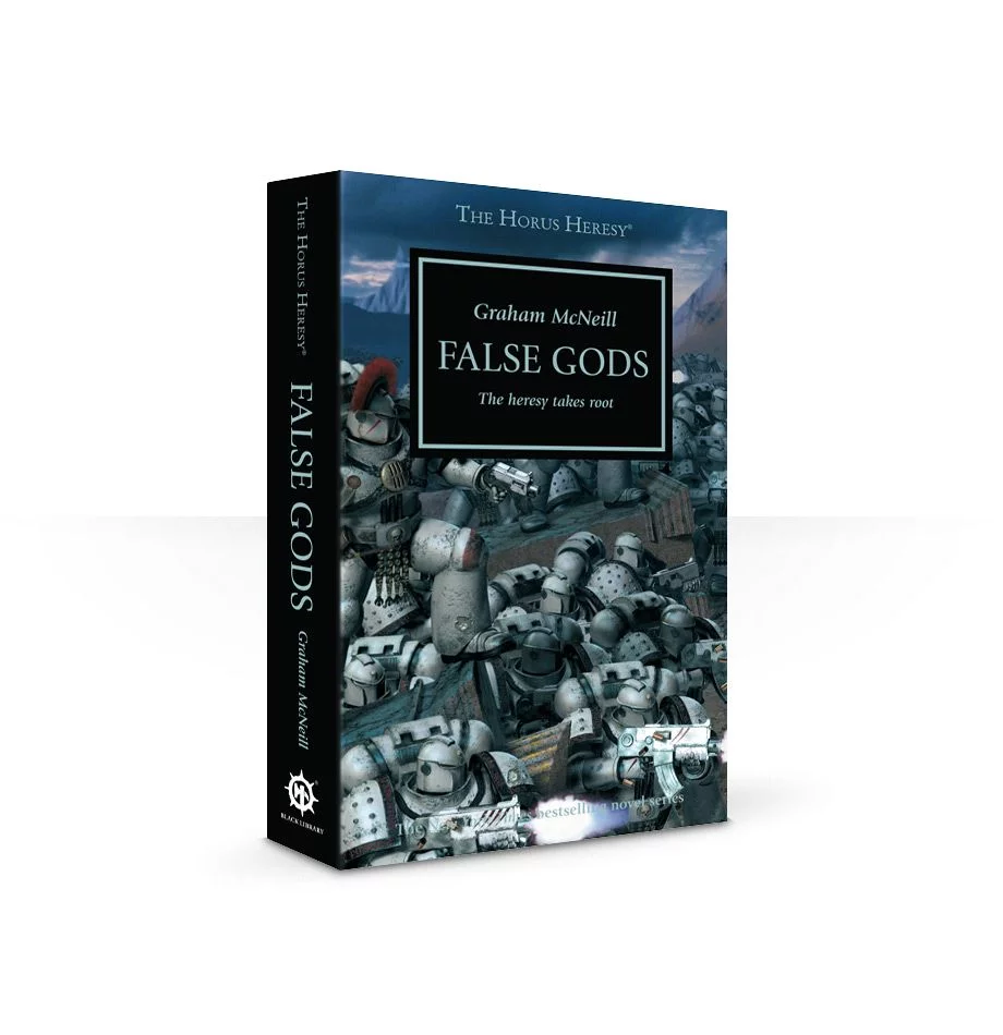 False Gods: Book 2 (Paperback)