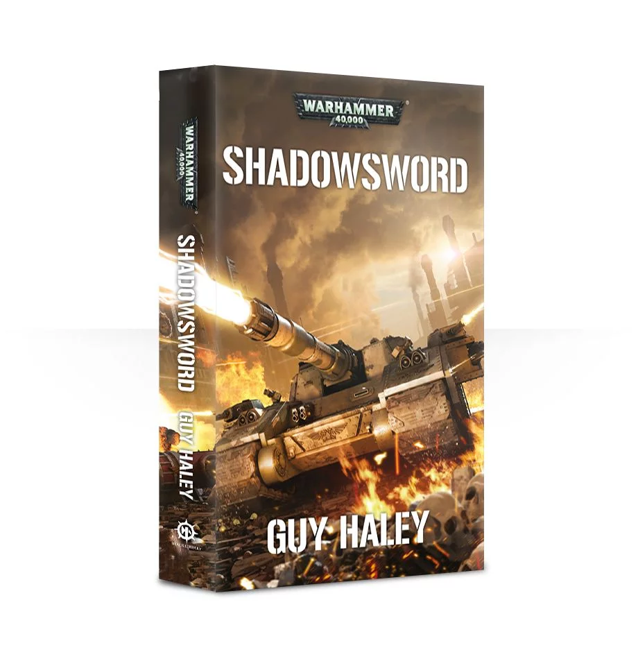 Shadowsword (Paperback)