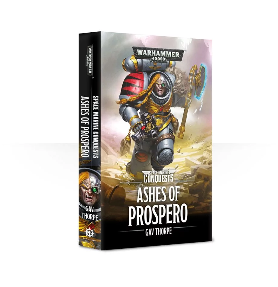 Ashes Of Prospero (Paperback)