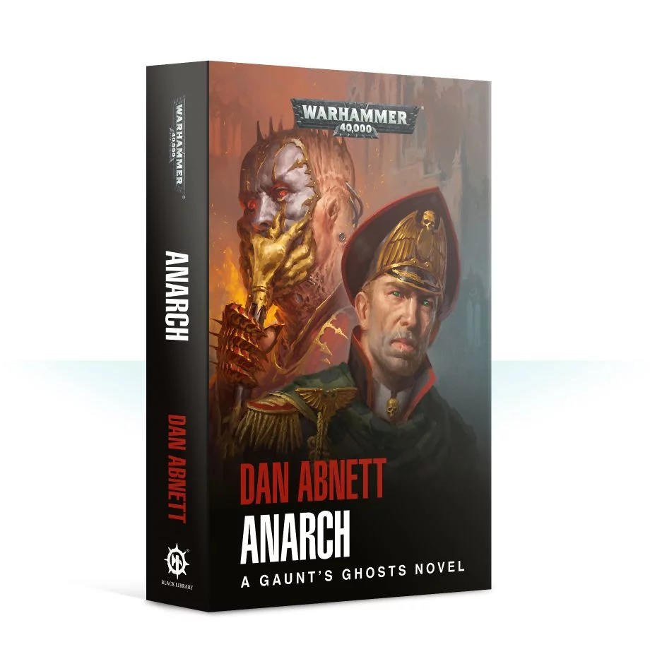 Anarch (Paperback)