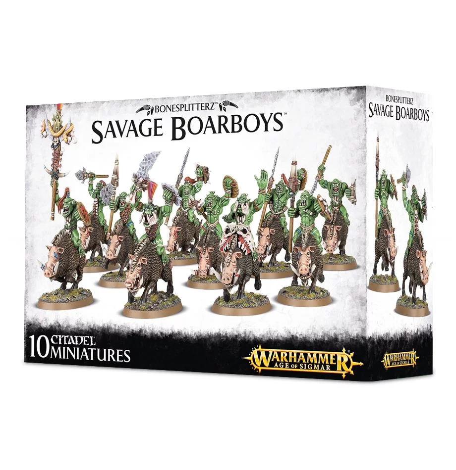 Savage Boarboys / Maniaks
