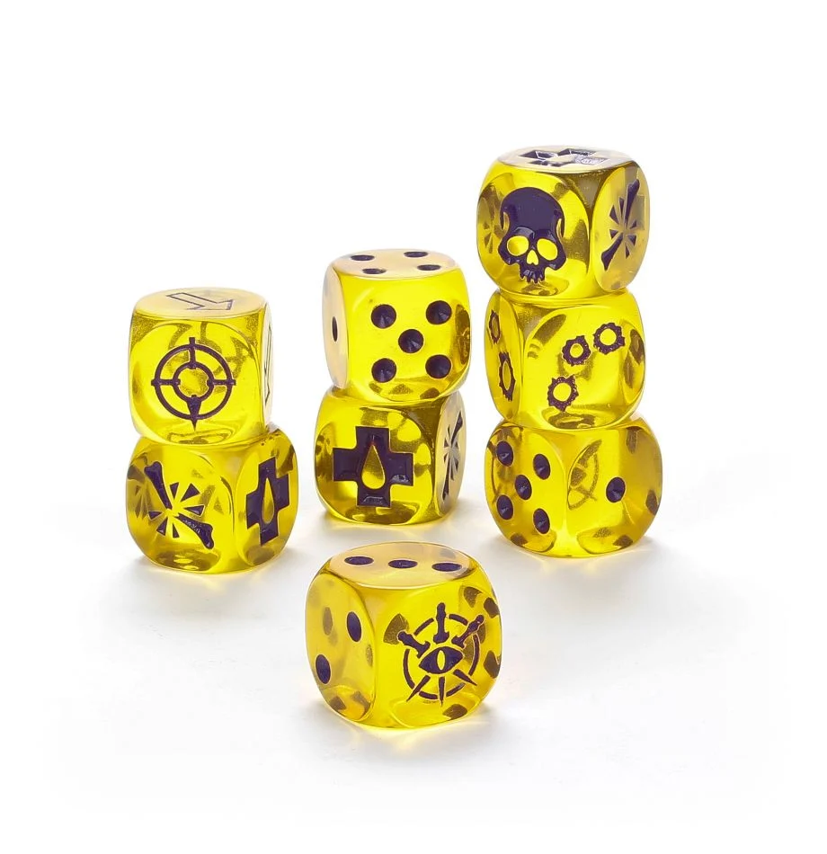 House of Blades Dice Set