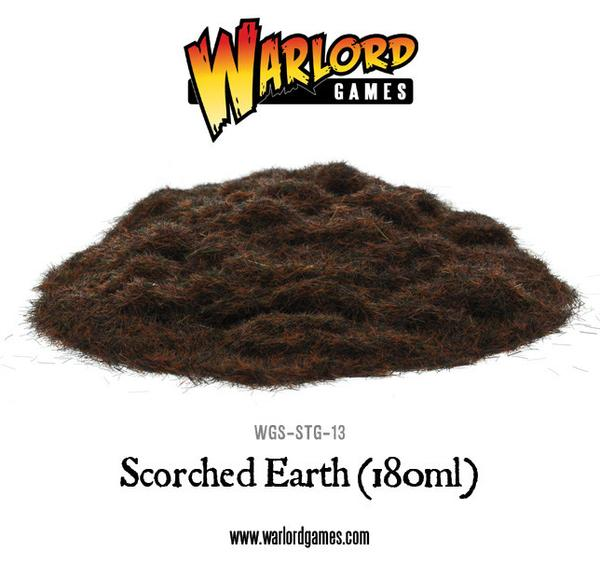 Warlord Scenics Scorched Earth