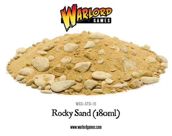 Warlord Scenics Rocky Sand