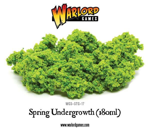 Warlord Scenics Spring Undergrowth