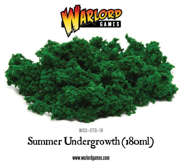 Warlord Scenics Summer Undergrowth