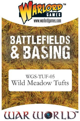 Warlord Scenics Wild Meadow Tufts