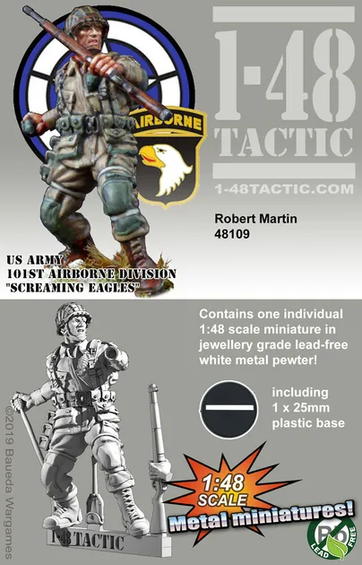 Robert Martin - Us Army 101st Airborne Division