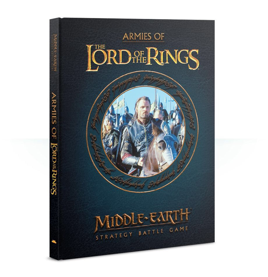 Middle-Earth SBG: Armies Of The Lord Of The Rings