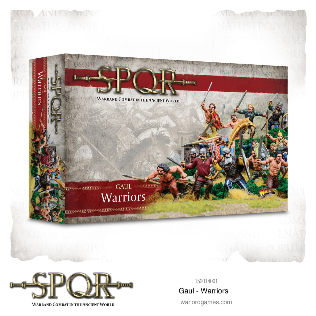 Gaul - Warriors