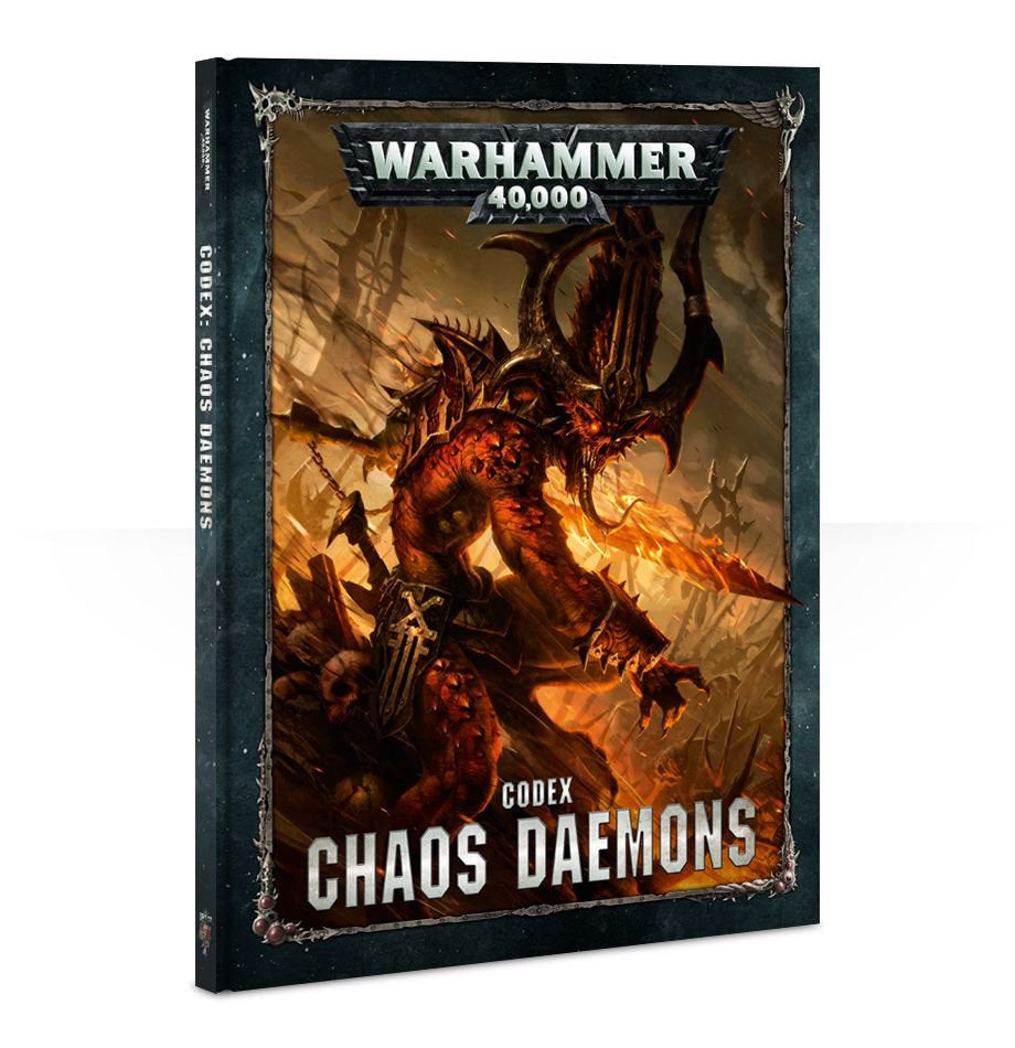 Chaos Daemons Codex