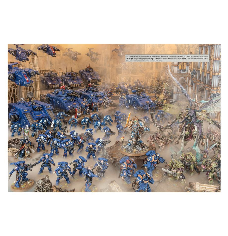 Ultramarines Codex Supplement