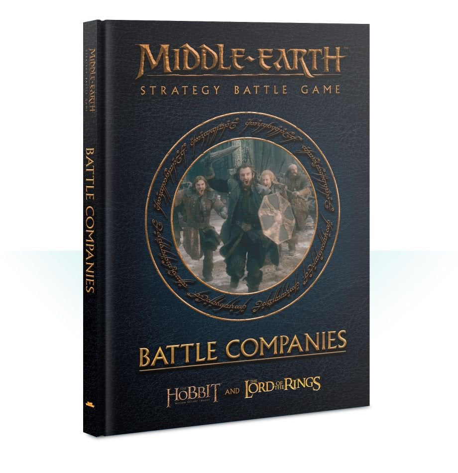 Middle-earth Strategy Battle Game Battle Companies