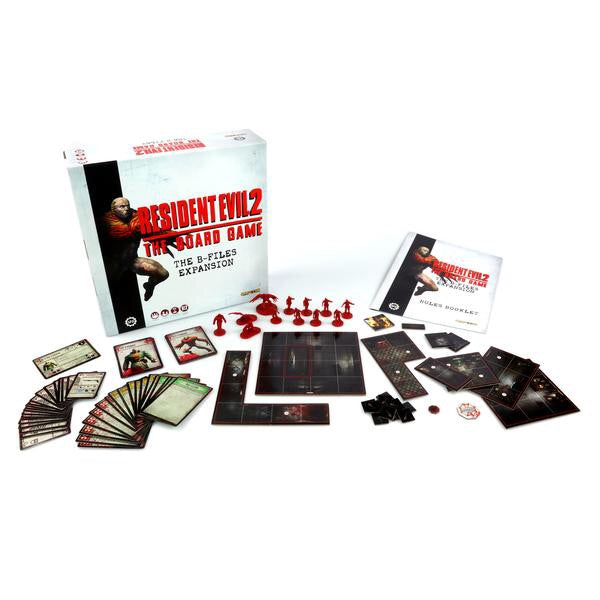 Resident Evil 2 The Board Game: The B-Files Expansion
