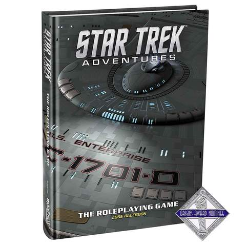 Star Trek Adventures: Collector's Edition - Core Rulebook