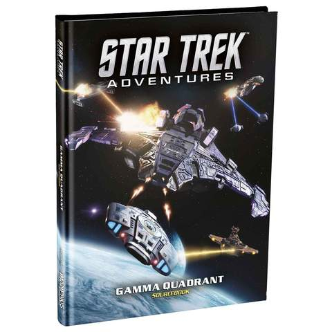 Star Trek Adventures: Gamma Quadrant Sourcebook