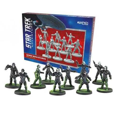 Star Trek Adventures Miniatures: Borg Collective