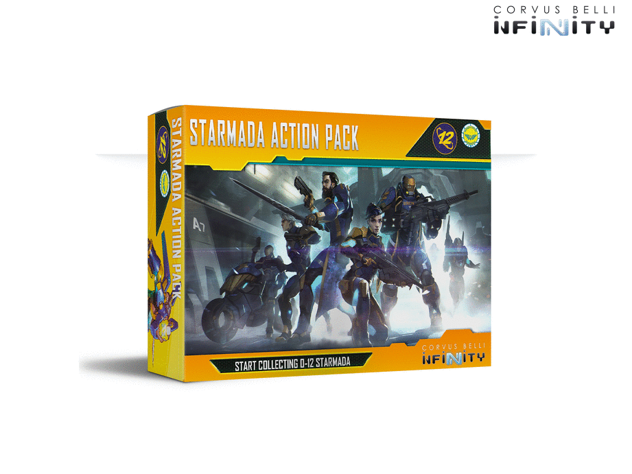 Starmada Action Pack