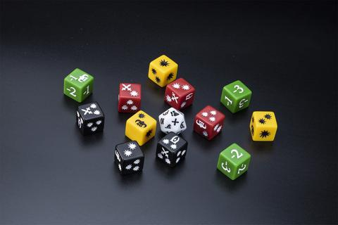 Elder Scrolls: Call To Arms Dice Set