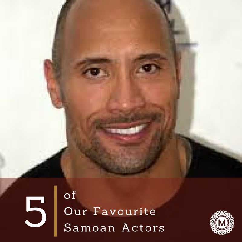 5 of Our Favourite Samoan Actors