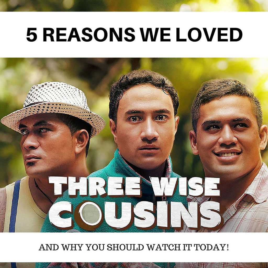5 Reasons We Love Three Wise Cousins