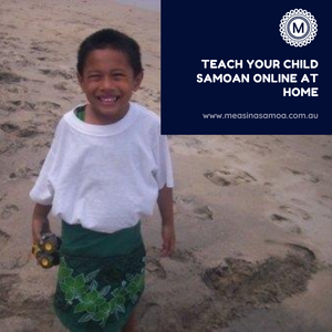 Teach Your Child Samoan Online at Home