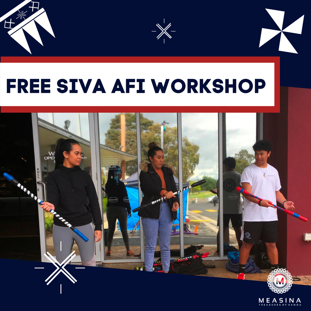FREE Siva Afi Workshop