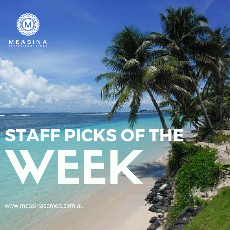 Staff Picks of the Week