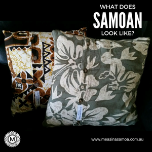 What does Samoan look like?