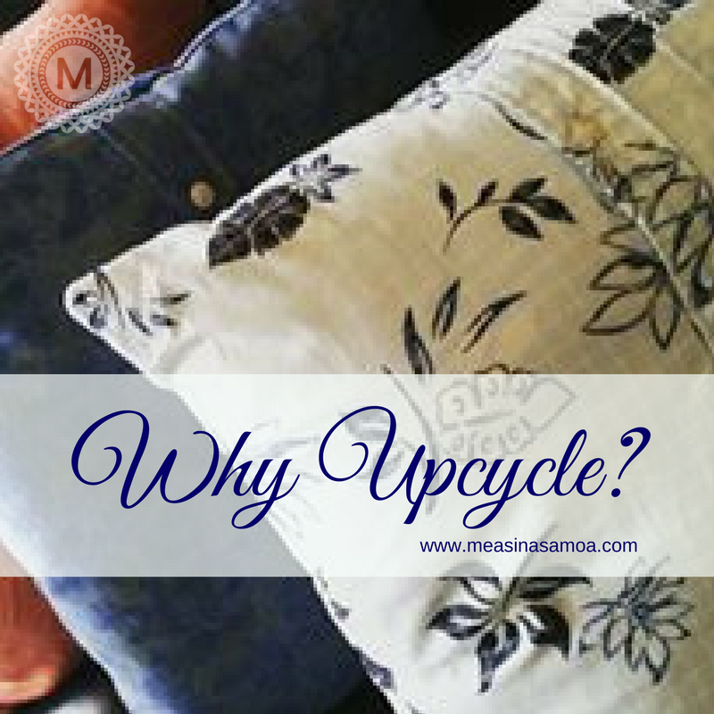 Why Upcycle?