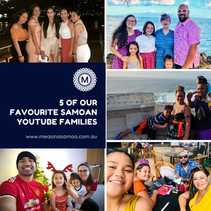 5 of our Favourite Samoan YouTuber Families of 2020