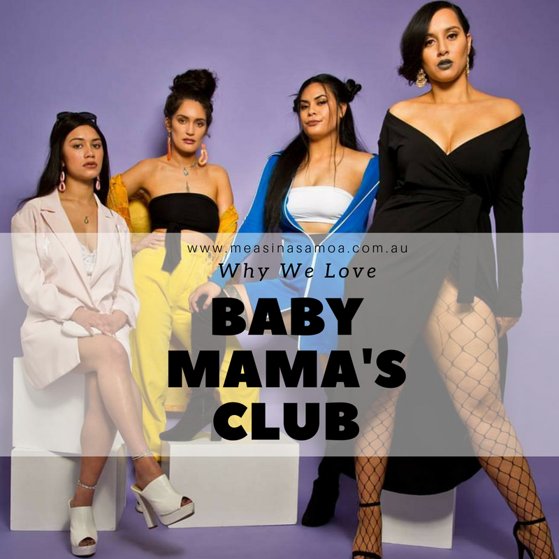 Why We Love Baby Mama's Club