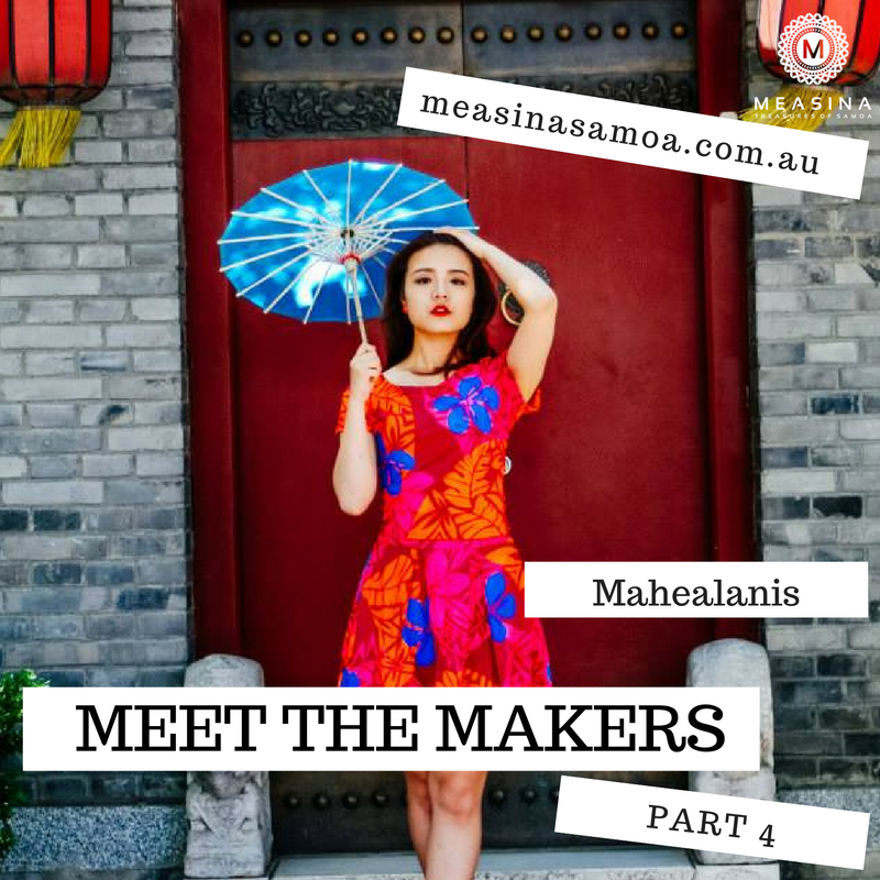 Meet the Makers: Part 4