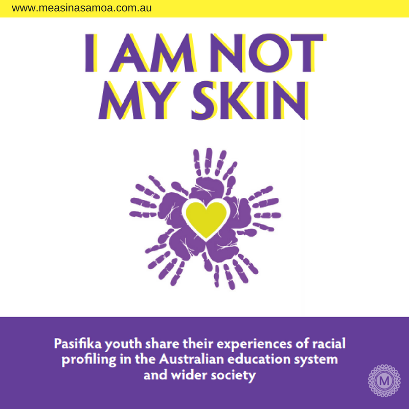 I Am Not My Skin