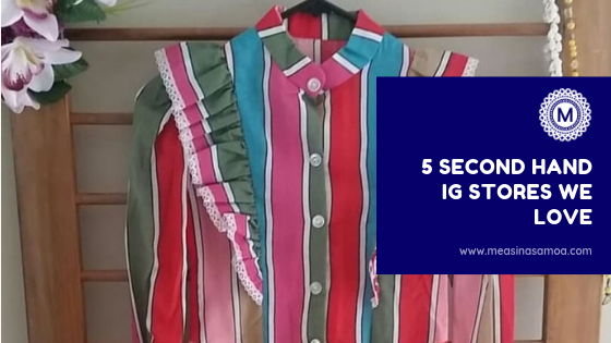 5 Second Hand IG Stores We Love