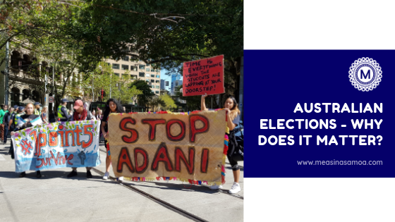 Australian Elections – Why Does it Matter?