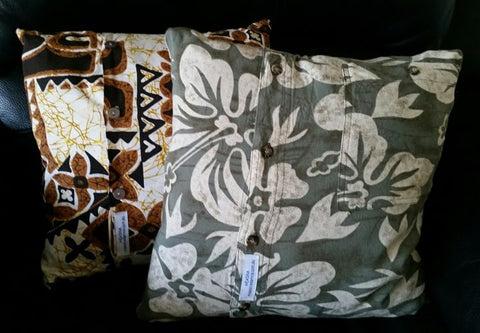 Upcycled Cushion Covers