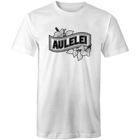 Aulelei AS Colour Staple T-Shirt - Measina Treasures of Samoa