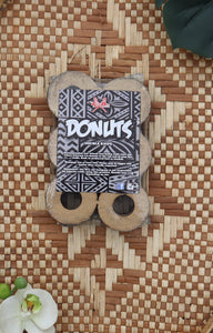 Donuts Double Knife Size - Measina Treasures of Samoa